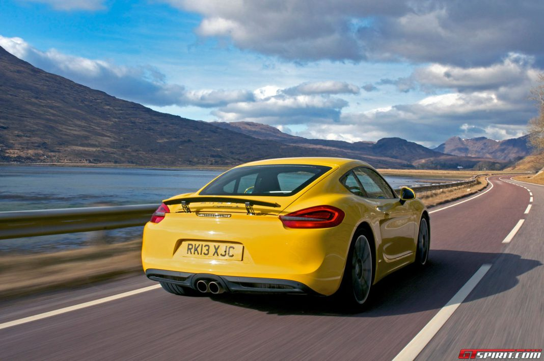 Porsche Macan, 911 Targa and Boxster/Cayman GTS Details Leaked