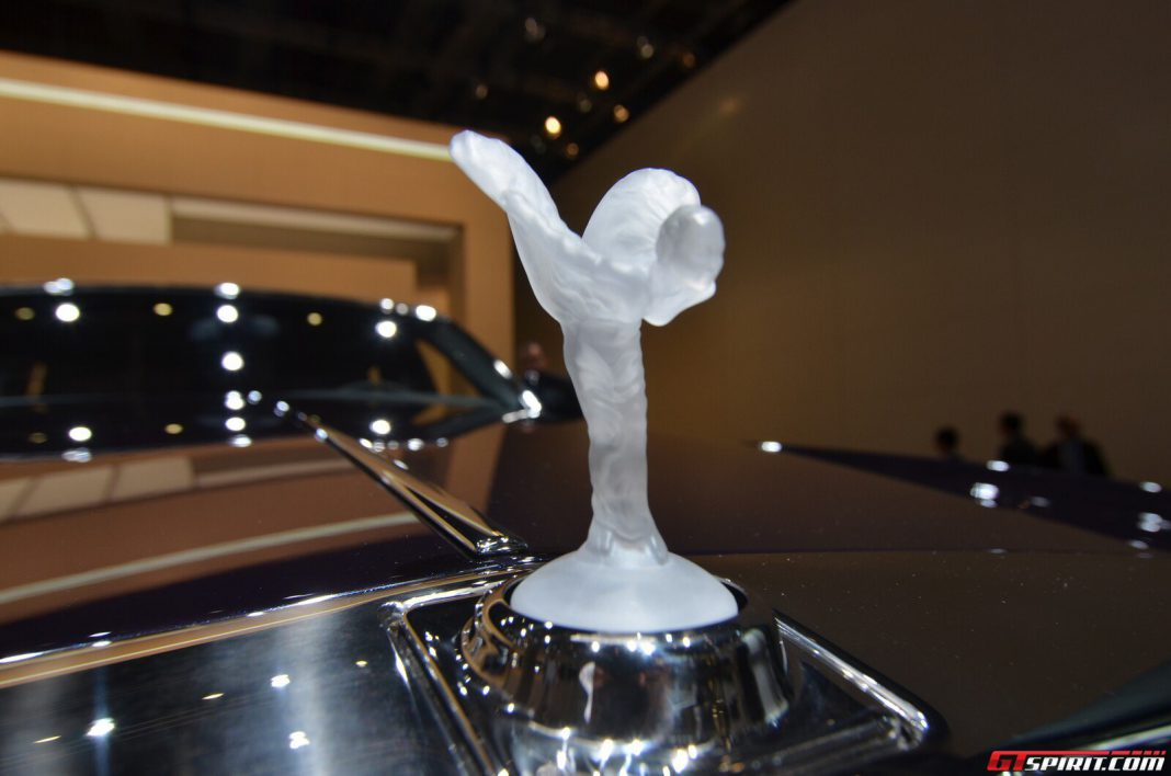 Another Silly SUV Could Be On Its Way This Time From Rolls-Royce