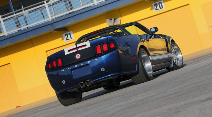 First 2012 Shelby Mustang GT350 Convertible to be Auctioned