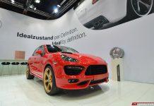 Frankfurt 2013: TechArt Magnum Gold Edition for China