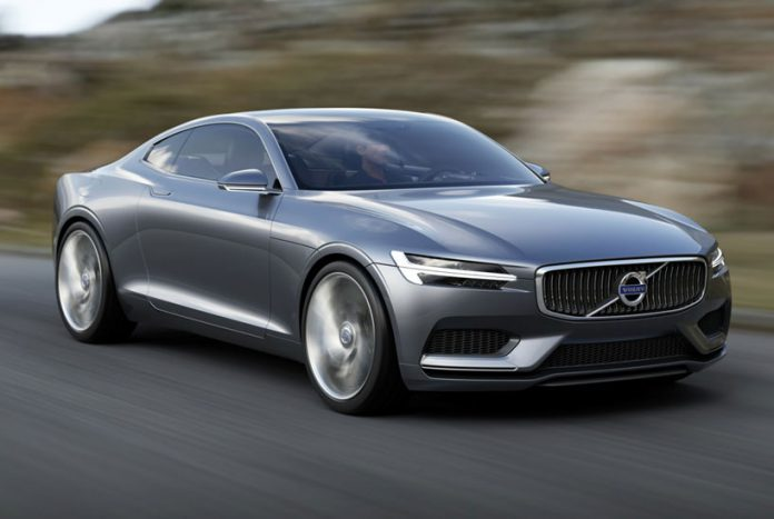 Volvo Concept Coupe Could Hit Limited Production