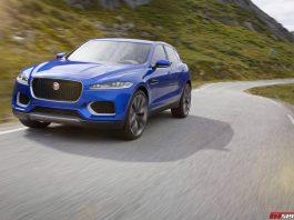 Official: Jaguar C-X17 Sports Crossover Concept