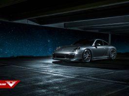 Official: Porsche 991 Carrera V-GT by Vorsteiner