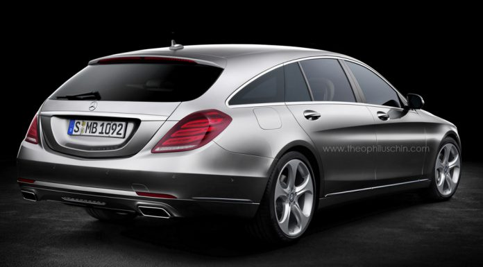 How Would You Feel About a 2014 Mercedes-Benz S-Class Estate?