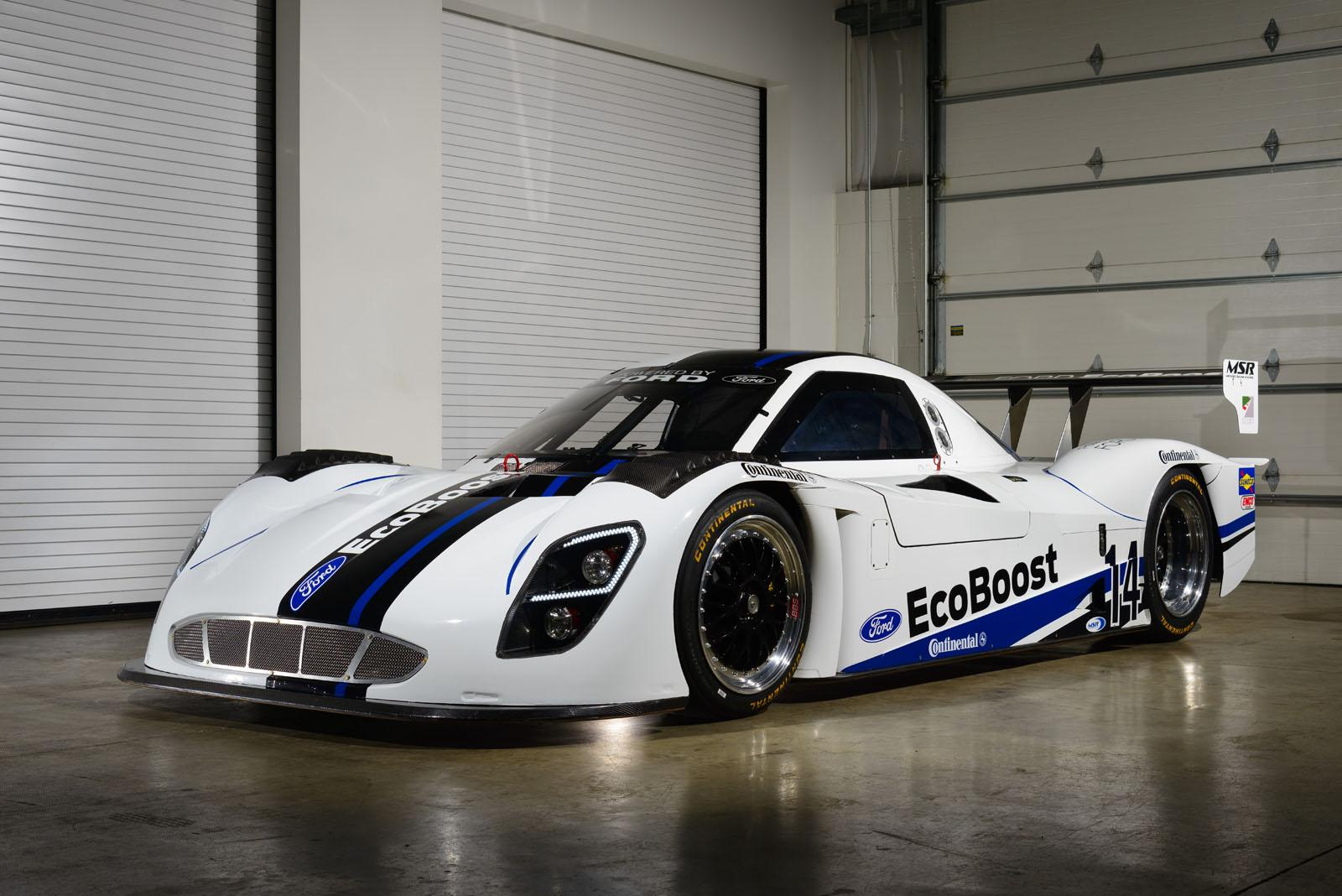 Official: Ford EcoBoost Prototype For 2014 TUDOR United SportsCar  Championship Series Design Inspirations