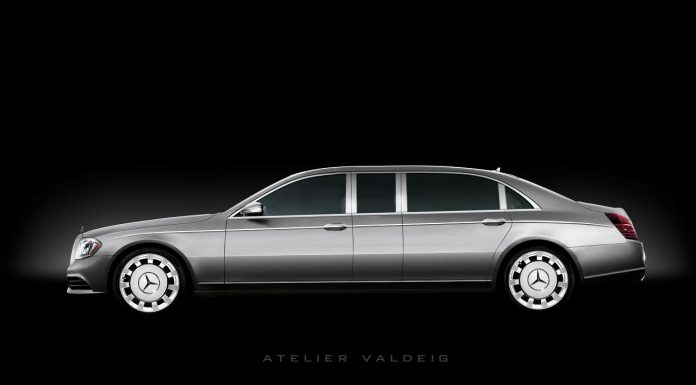 Could the Long-Wheelbase Mercedes-Benz S-Class Revive the Maybach Name?