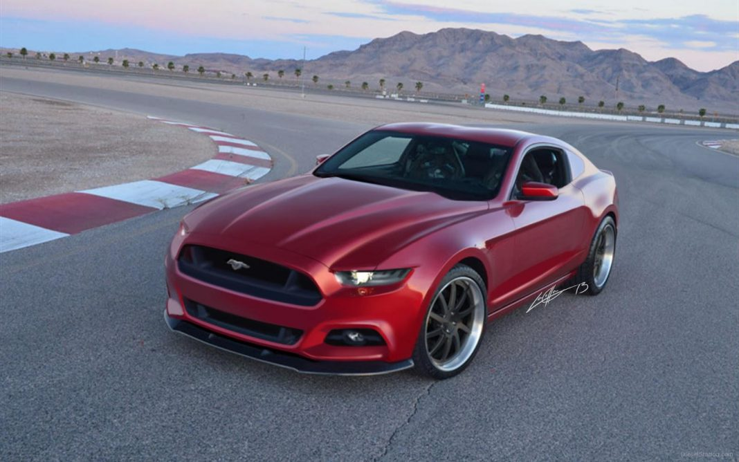 2015 Ford Mustang Details Leaked in Official Survey?