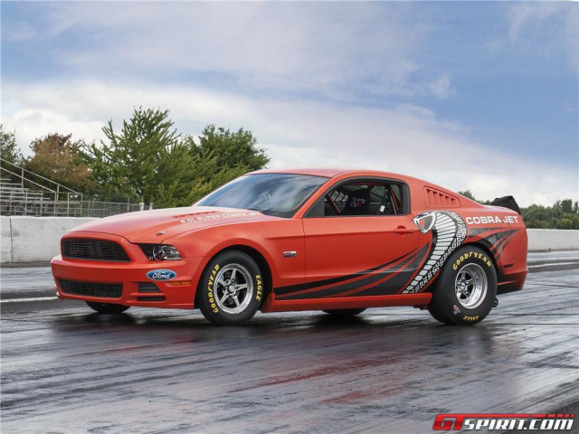 2014 Ford Mustang Cobra Jet Prototype Fetches $200k at Auction