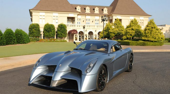Panoz to Begin Producing Street-Legal Cars