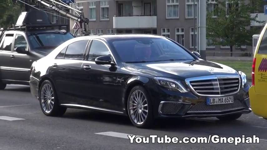2015 Mercedes-Benz S65 AMG Confirmed for L.A Debut