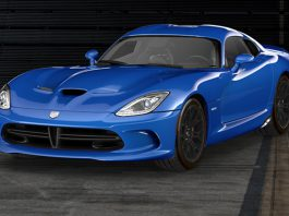 SRT Allowing Fans to This Shade of Blue