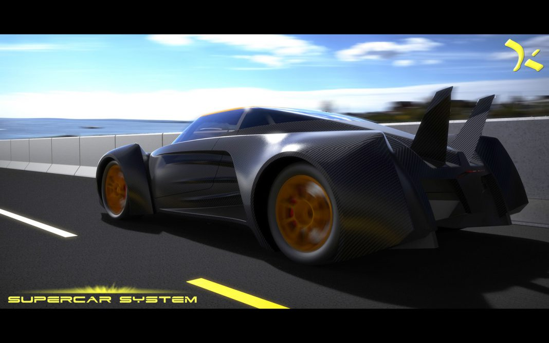 Budget 2014 Supercar Systems Imagined