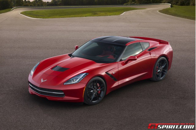 Just 38% of 2014 Corvette Stingray's Purchased as Manuals