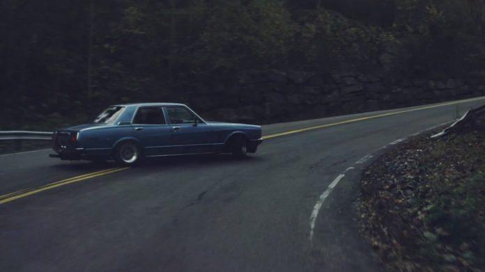 2JZ Toyota Cressida Drift