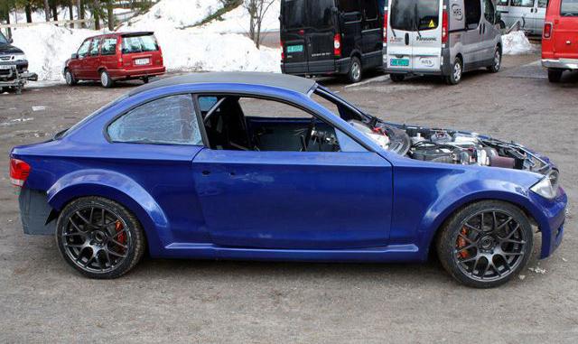 Swedish Tuner Creates 800hp BMW 1-Series