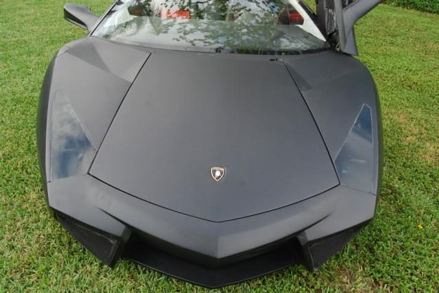 Overkill: Lamborghini Reventon Roadster Replica