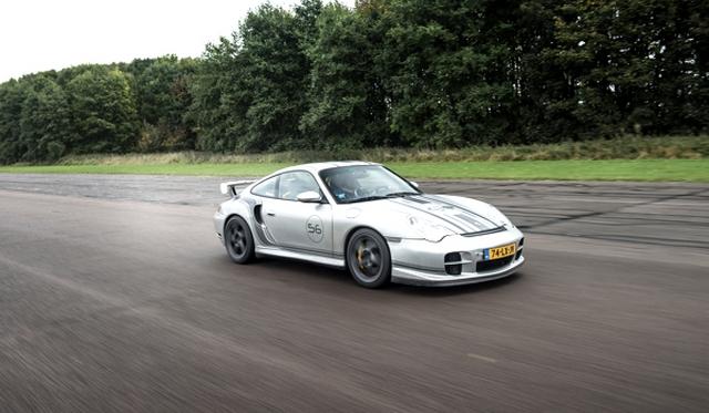 Porsche Nine Excellence 911 Turbo 9EXX Hits 229.6 mph