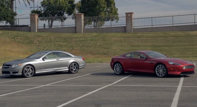 Aston Martin-AMG Tie-Up Could Include Shared Platforms