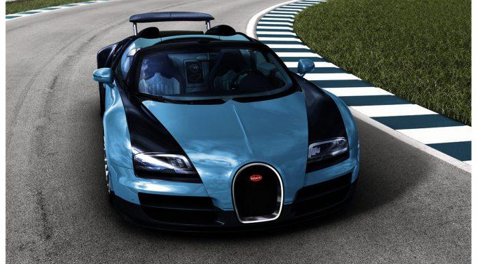 Bugatti Grand Sport Vitesse Legend Edition JP Wimille