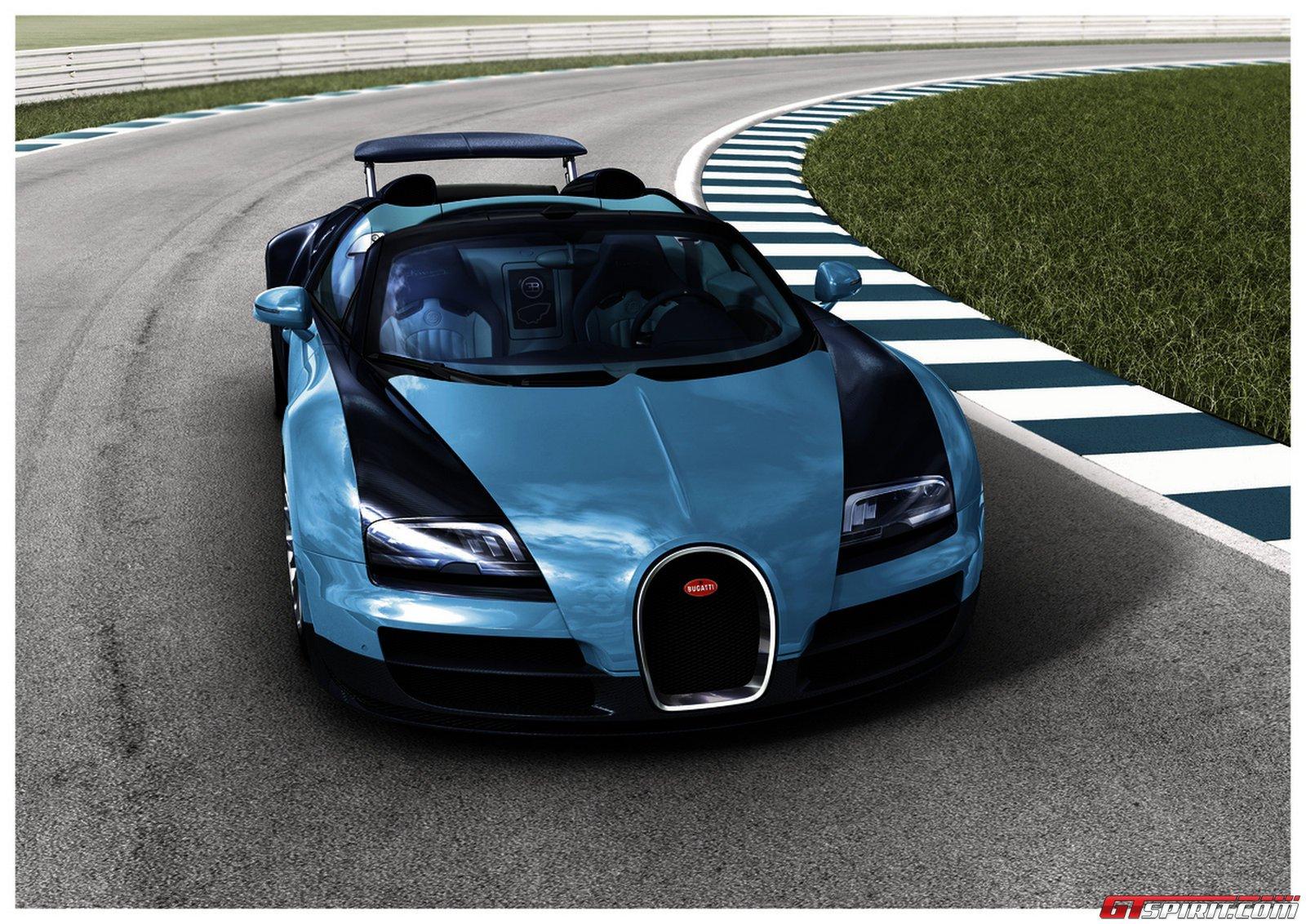 gtspirit top 10 bugatti veyron special editions. Black Bedroom Furniture Sets. Home Design Ideas