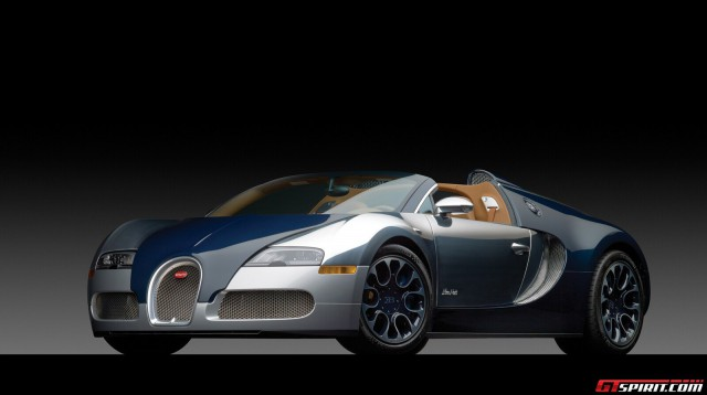 Bugatti Veyron Grand Sport at Art of the Automobile