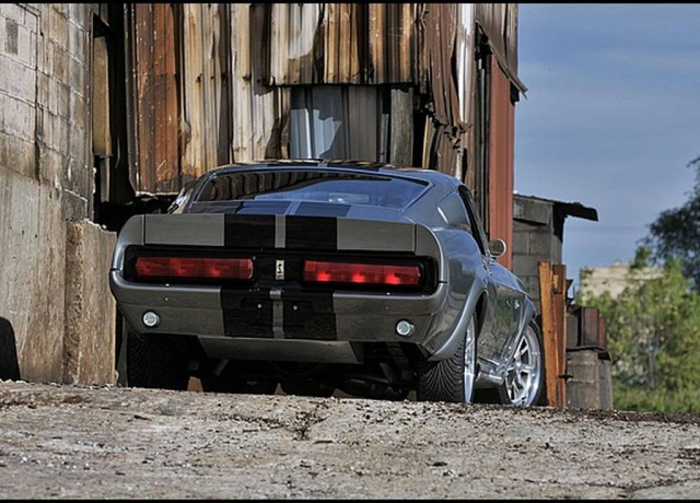 Original 1967 Ford Mustang Eleanor Hitting Auction Block