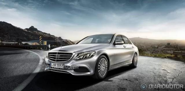 2015 Mercedes-Benz C-Class Leaks