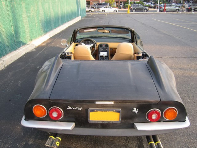 Don't be Fooled by This Mazda MX-5 Based Ferrari Dino 246 GTS Replica