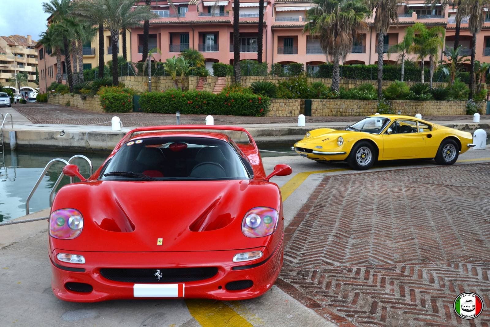 Photo Of The Day: Ferrari F50 Photoshoot in Spain - GTspirit