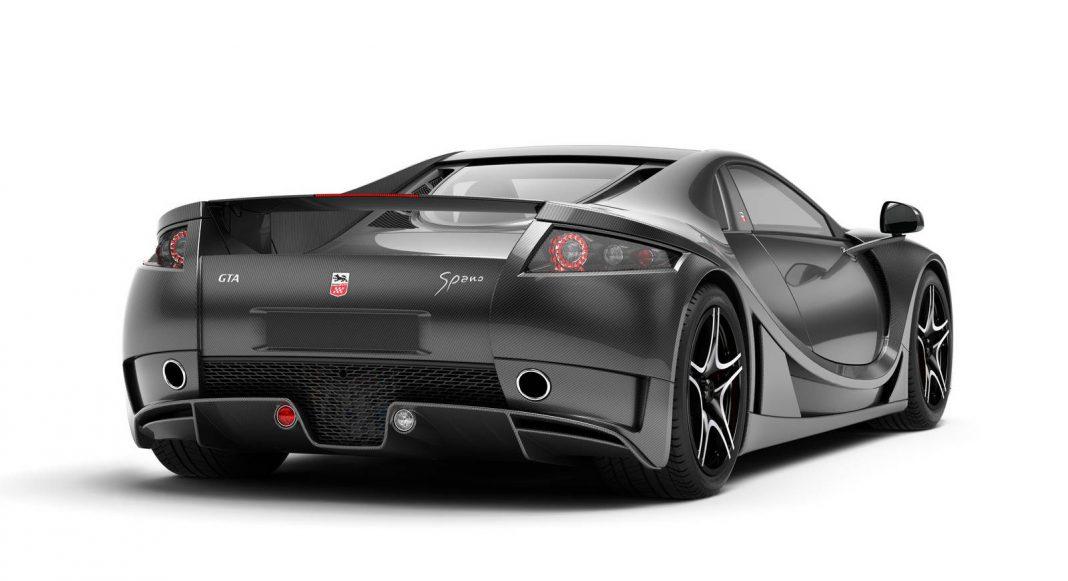 GTA Spano Making Arabian Debut at Dubai International Motor Show 2013