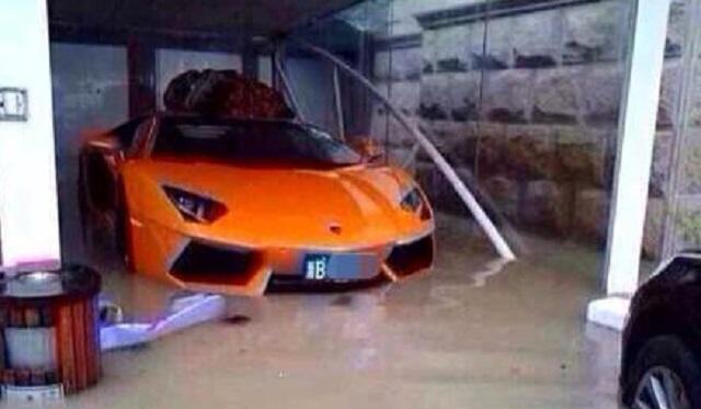 Lamborghini Aventador Fitow