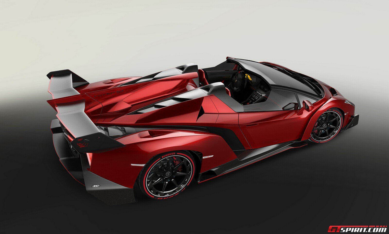 Lamborghini Veneno Roa...
