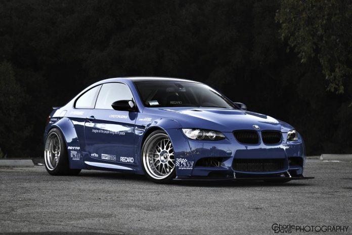 BMW M3 by Liberty Walk is Insane!