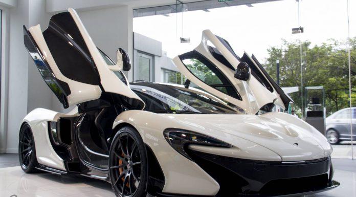 McLaren P1 in Malaysia
