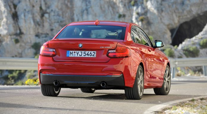 Official: 2015 BMW M235i