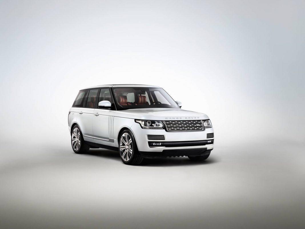 Official: 2014 Range Rover Long-Wheelbase