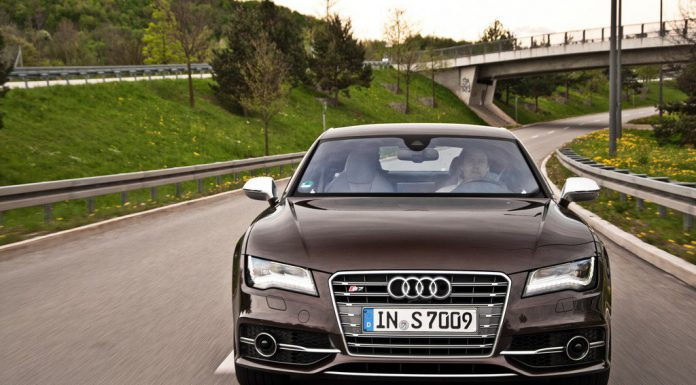 Select 2013-2014 Audi S6 and S7s Recalled