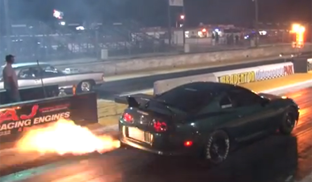This Toyota Supra is Camera-Breakingly Loud