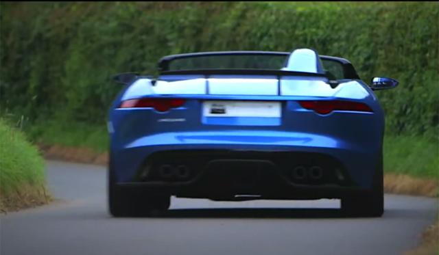 Ian Callum Describes the Design of Jaguar F-Type Project 7 Speedster
