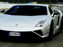 Lamborghini Gallardo LP570-4 Squadra Corse is Orgasmic on Track