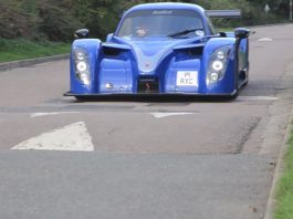 How Does the Radical RXC Handle Speed Bumps?