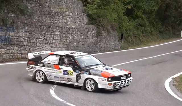 10 Minutes of Rally Aural Heaven