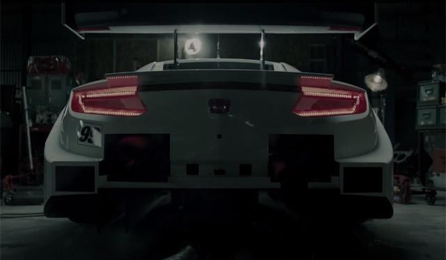 Hear the Honda NSX Concept-GT Roar....While Making Tea