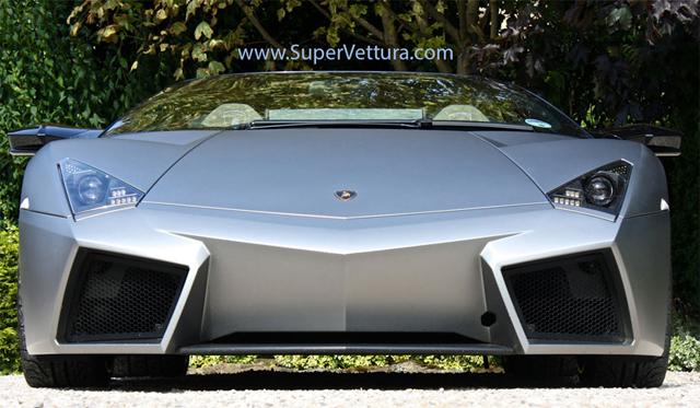 The Ultimate Dream-Supercar: Lamborghini Reventon Roadster For Sale