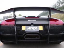 Lamborghini Murcielago LP670-4 SV Roars With Armytrix Exhaust