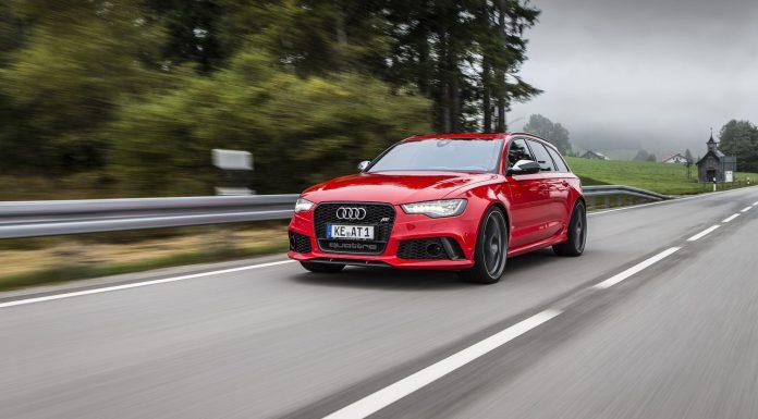700hp ABT Audi RS6 Avant