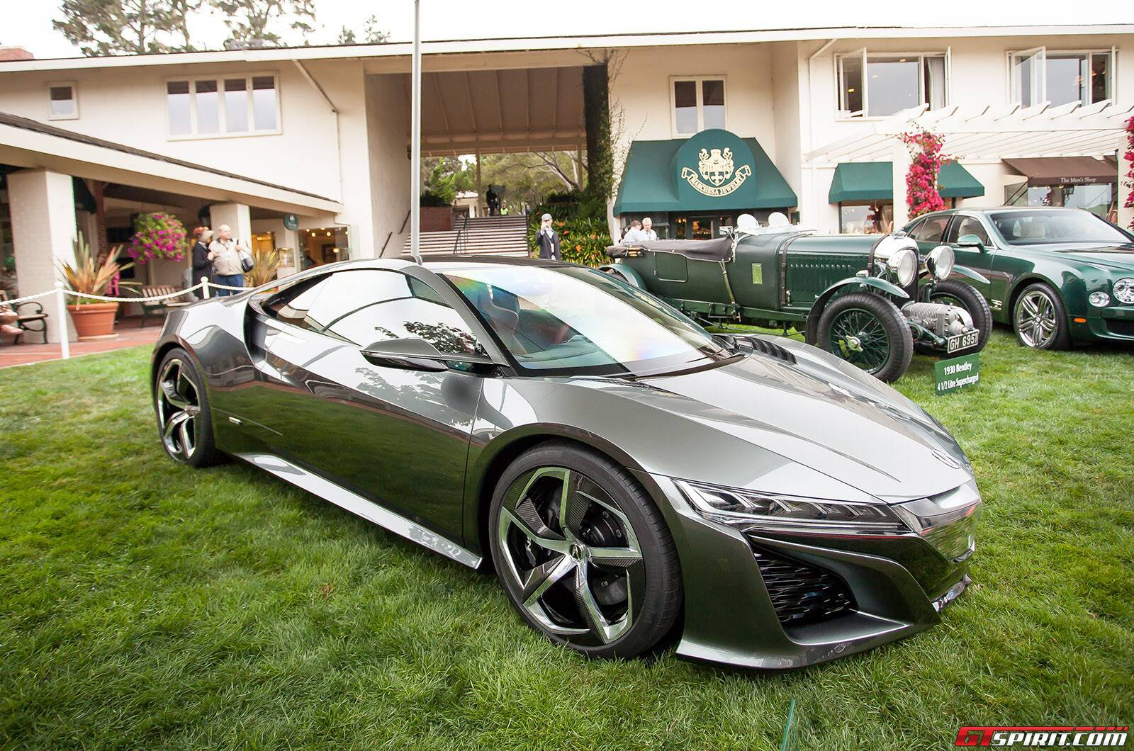 2015 honda nsx to provide 458 excitement for 911 price gtspirit. Black Bedroom Furniture Sets. Home Design Ideas