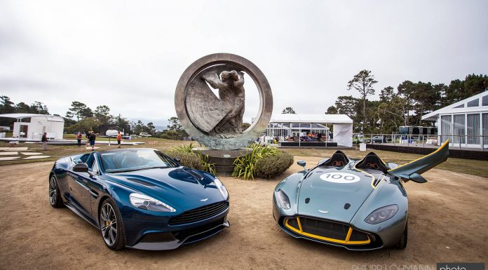 Aston Martin Reportedly Places £15 Million Carbon Fiber Order From Prodrive