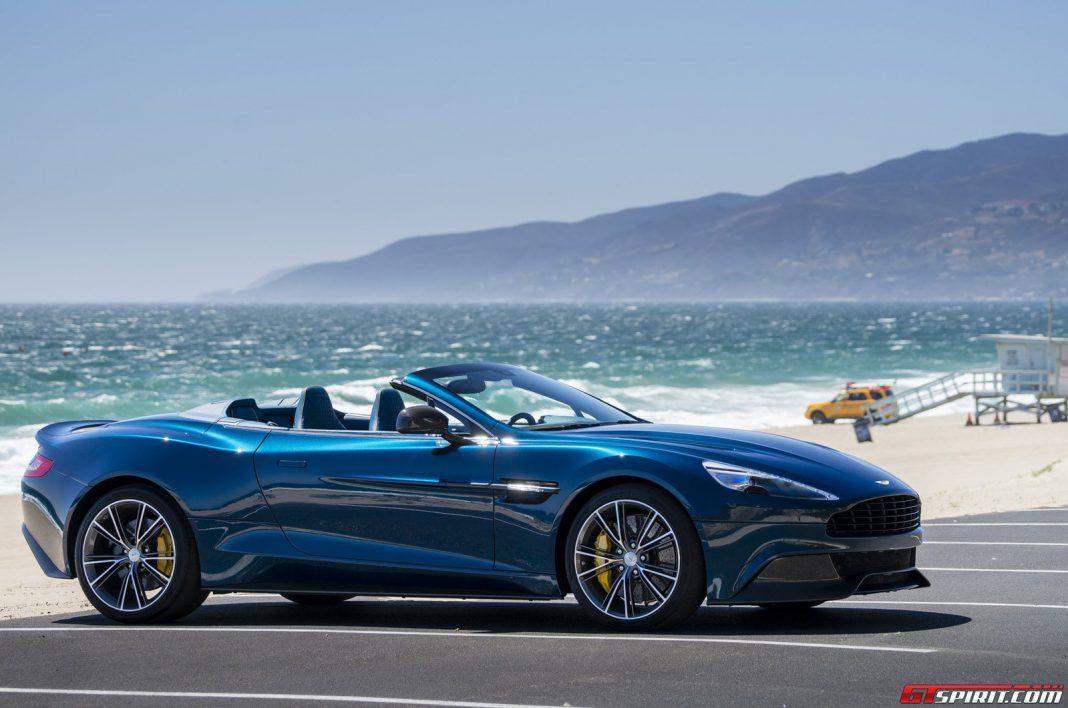 Aston Martin Posts £24.9 million Loss
