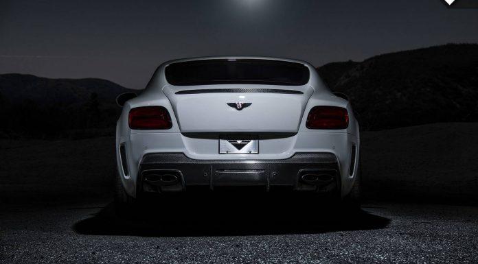 Bentley BR10-RS by Vorsteiner